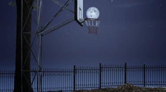 Basket notturno