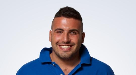 Matteo Zaccarelli - Controluce Rosa Basket