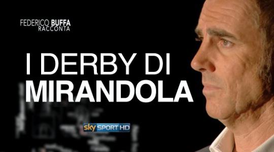 Federico Buffa racconta i Derby di Mirandola