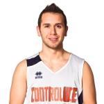 Andrea Pradella - Controluce Basket Mirandola