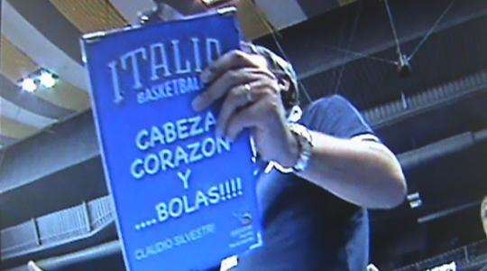 Meneghin Cabeza Corazon Y ....Bolas!!!!