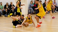 Controluce Basket - Lame Bologna -Gara 1 Playoffs 2014